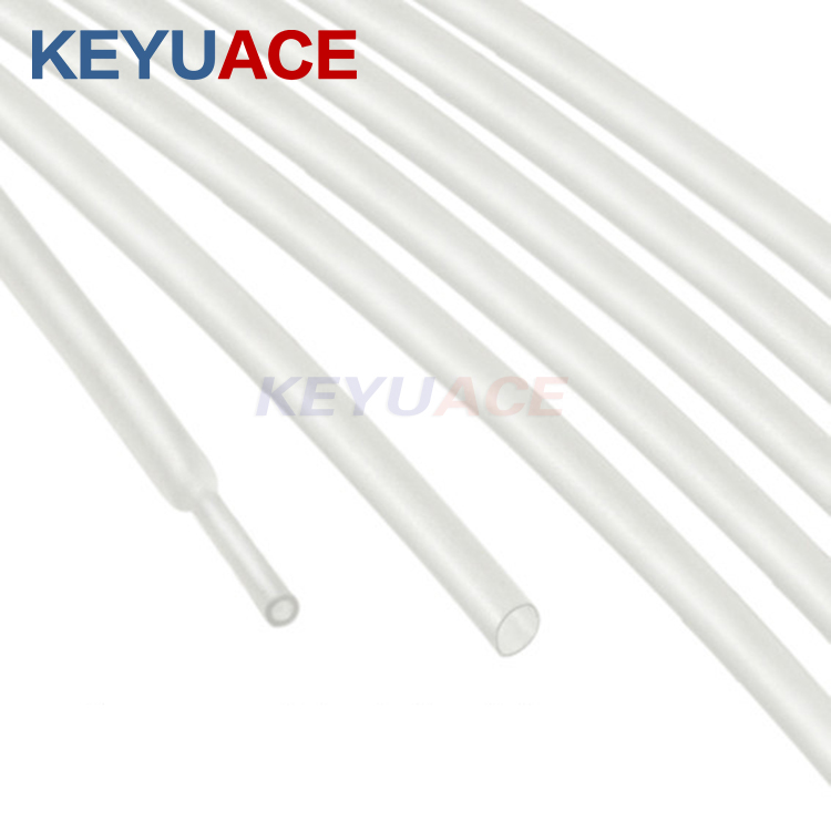 KY-T transparent non-flame retardant heat shrinkable sleeving