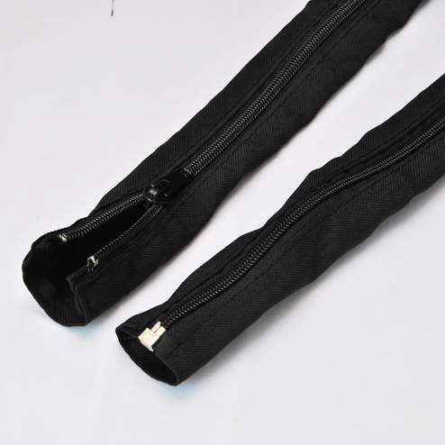 ZIPF- Zipper Closely Woven Type Wire harness Textile Sleeve