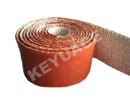 SRTA silica gel heat-resistant swathing band